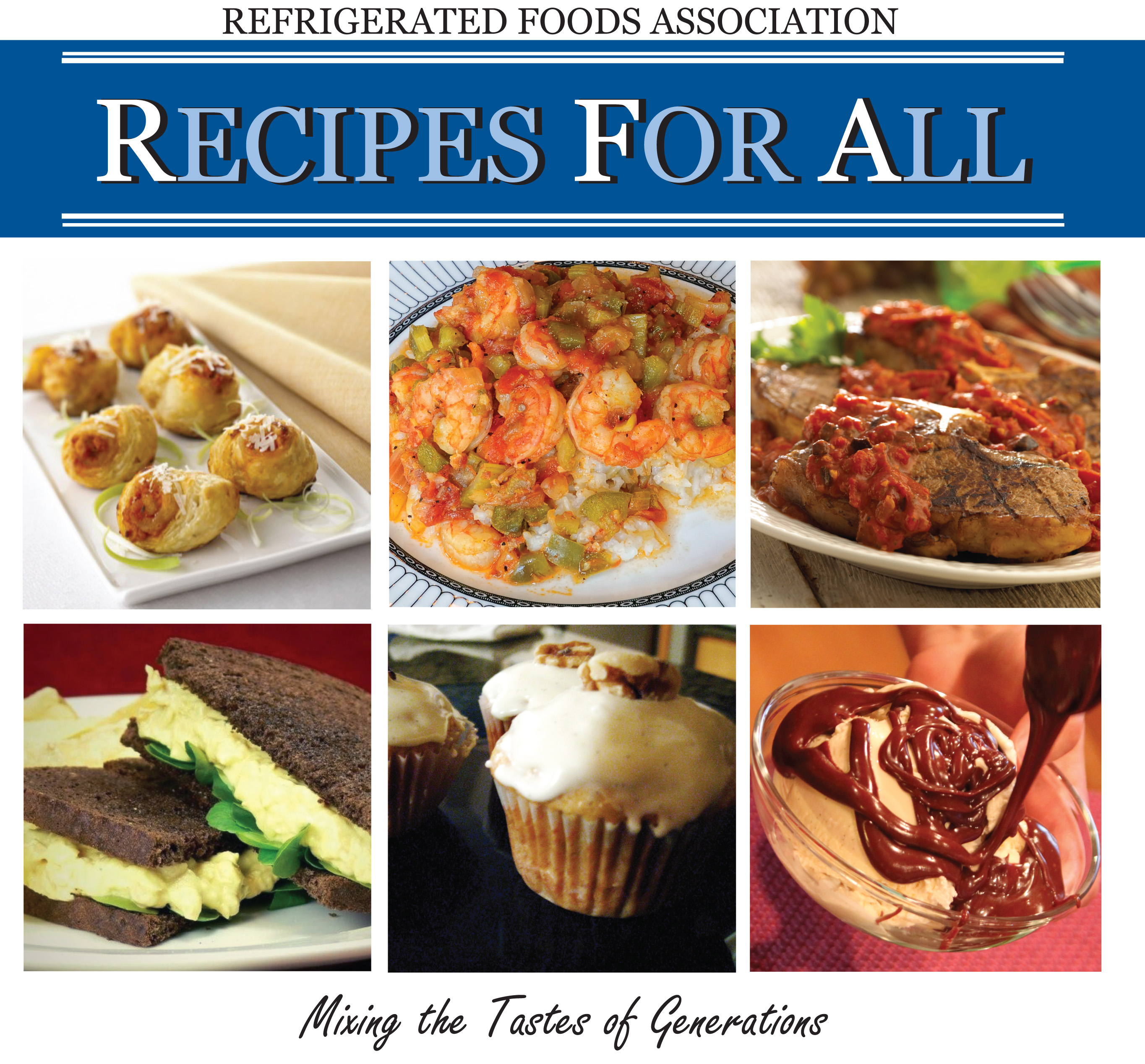 Cookbookcoverg recipes for all combines delicious recipes family traditions and memories mixing together the tastes of generations with more than forty recipes forumfinder Gallery